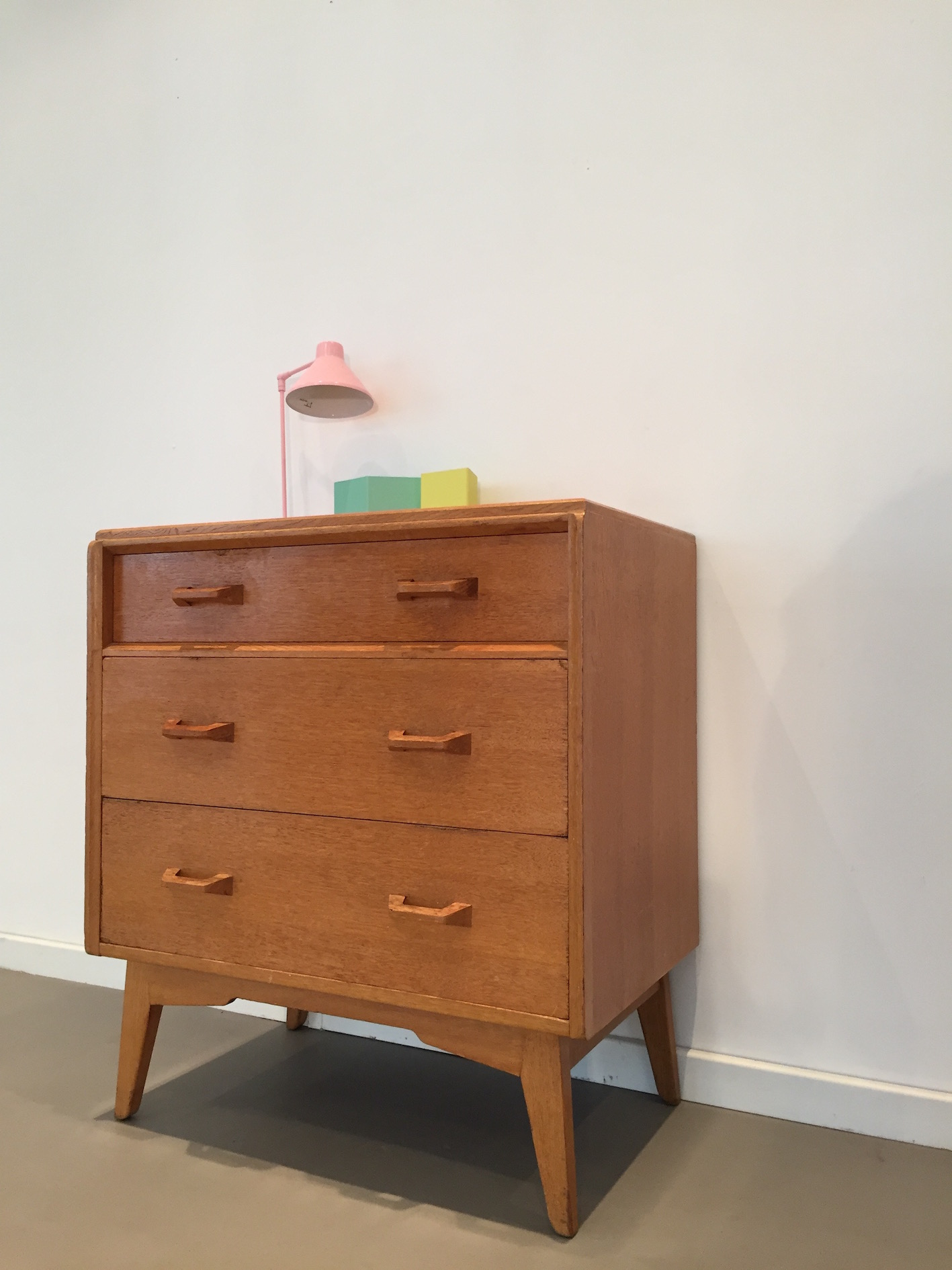 commode d'entree vintage